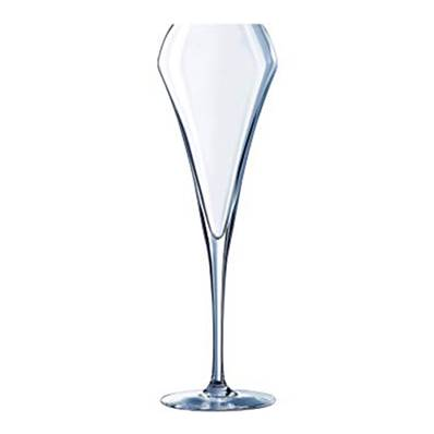 VERRE OPEN UP FLUTE Effervescent 20 cl