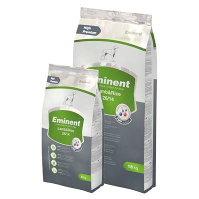 EMINENT ADULT Lamb & Rice en 15 Kg