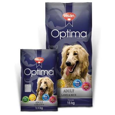 OPTIMA Chien Adulte Lamb & Rice