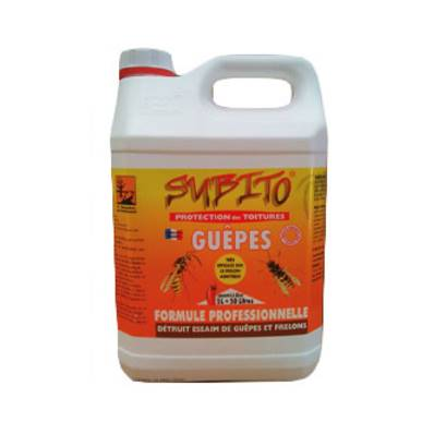SUBITO GUEPES INSECTICIDE CONCENTRE 5L