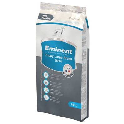 EMINENT PUPPY Large Bread en 15 Kg