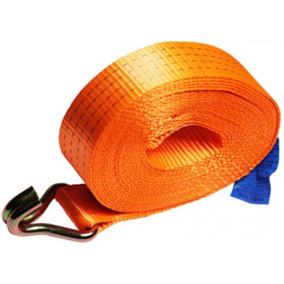 SANGLE D'ARRIMAGE 12m x 50 mm ORANGE