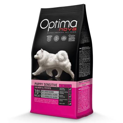 OPTIMA NOVA Chien Puppy Sensitive & Potatoes 12 kg