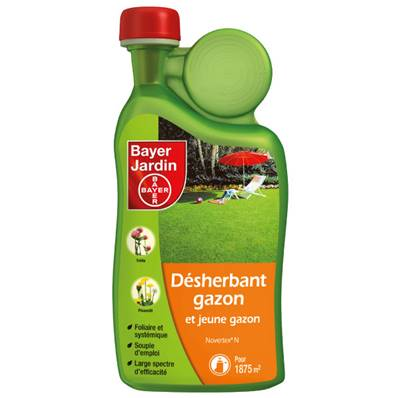 DESHERBANT Gazon Bayer en 750ml