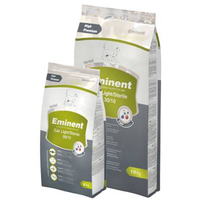 EMINENT CAT Adult Light & Sterilised en 2 Kg