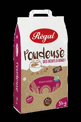 PONDEUSE REGAL Vermicelle en 8 Kg