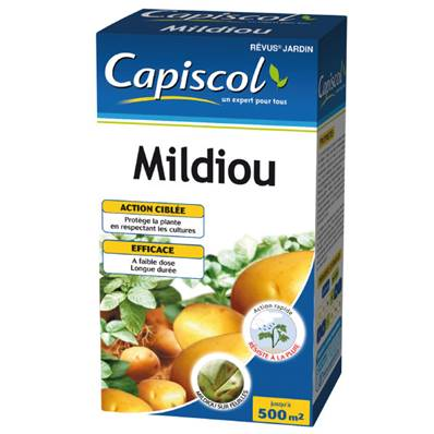 ANTI-MILDIOU Capiscol en 30 ml
