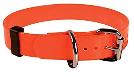 Collier Orange fluo Bitohane