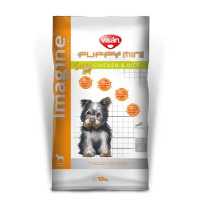 IMAGINE MINI PUPPY Chicken & Rice en 3 Kg