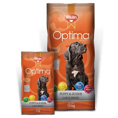OPTIMA Chien Puppy Large Breed 3 Kg