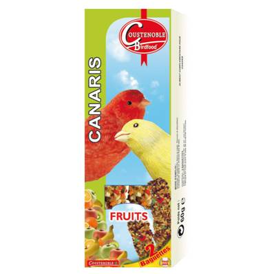 BAGUETTES Canaris fruits 2 x 30 Gr