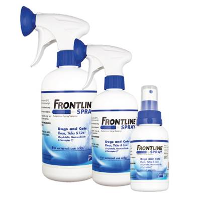 FRONTLINE SPRAY en 500 ml