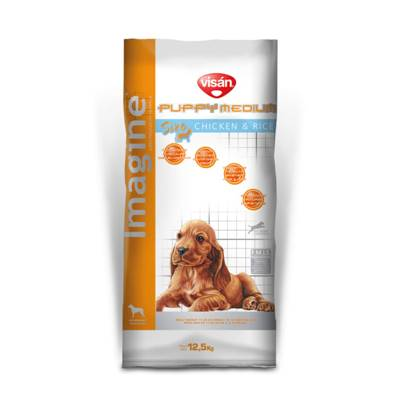 IMAGINE MEDIUM PUPPY Chicken & Rice en 12.5 Kg