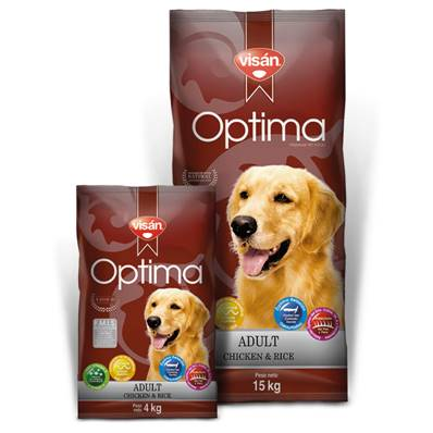 OPTIMA Chien Adulte Chicken & Rice en 03 Kg