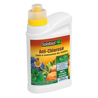 ANTI-CHLOROSE Solabiol en 750 ml