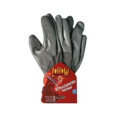 GANTS Nitrile rempotage taille 8