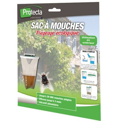 MOUCH'CLAC Sac à mouches 25 -FDS-